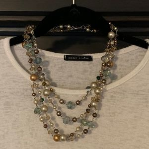 Jewelry - Bead and Stone Necklaces